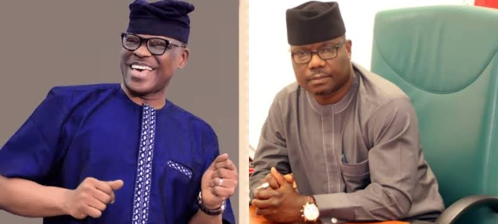Ondo PDP Guber Candidate, Eyitayo Jegede Picks Serving Federal Lawmaker As Running Mate 1