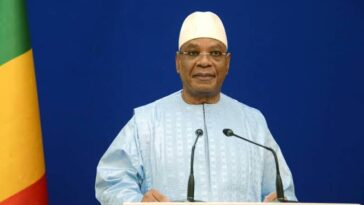 Mali President, Ibrahim Boubacar Keita Announces His Resignation After Being Detained By Soldiers 5