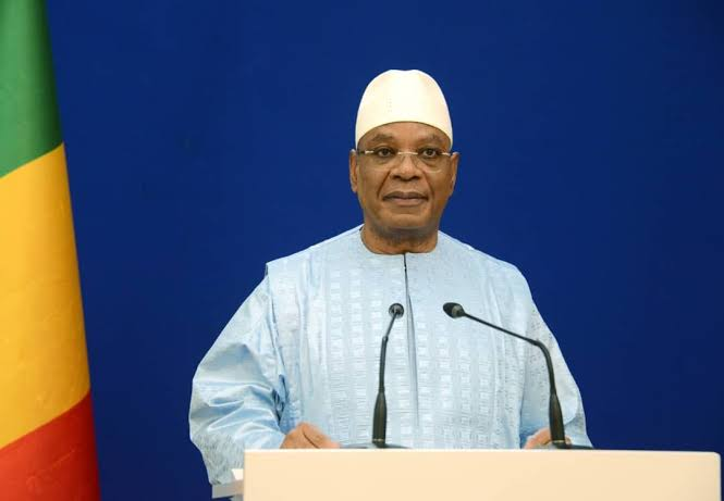 Mali President, Ibrahim Boubacar Keita Announces His Resignation After Being Detained By Soldiers 1