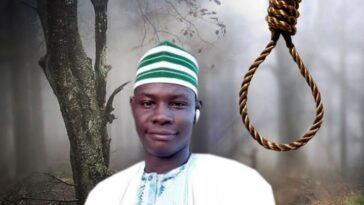 Shari'ah Council Orders Governor Ganduje To Execute 22-Year-Old Kano Singer Over Blasphemy 6