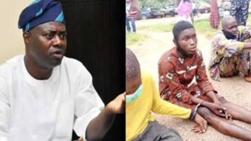Governor Makinde Orders Re-Arrest Of Fleeing Serial Killer Who Escaped Police Custody In Ibadan 3