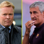 Barcelona Announces Ronald Koeman As Their New Manager After Sacking Quique Setien 28