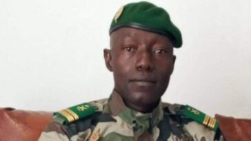 Who is Colonel Malick Diaw? 9