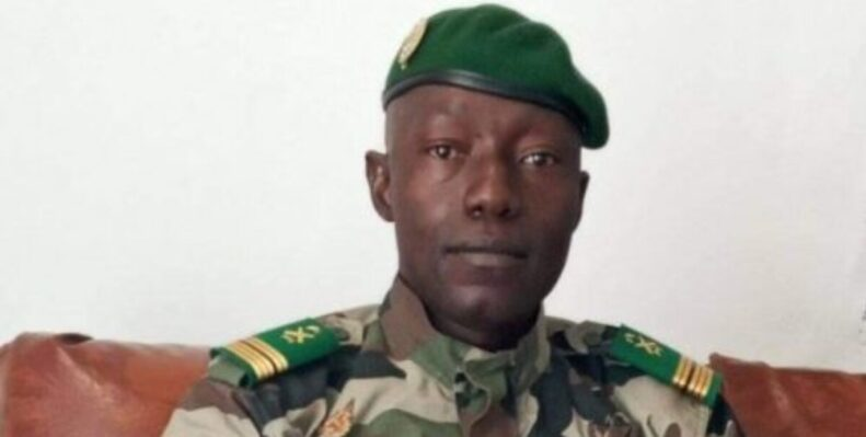 Who is Colonel Malick Diaw? 2