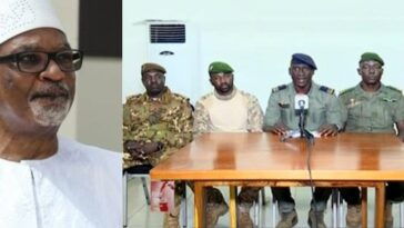 Mali Coup: Military Promises Fresh Elections After Ousting President Ibrahim Boubacar Keita 12