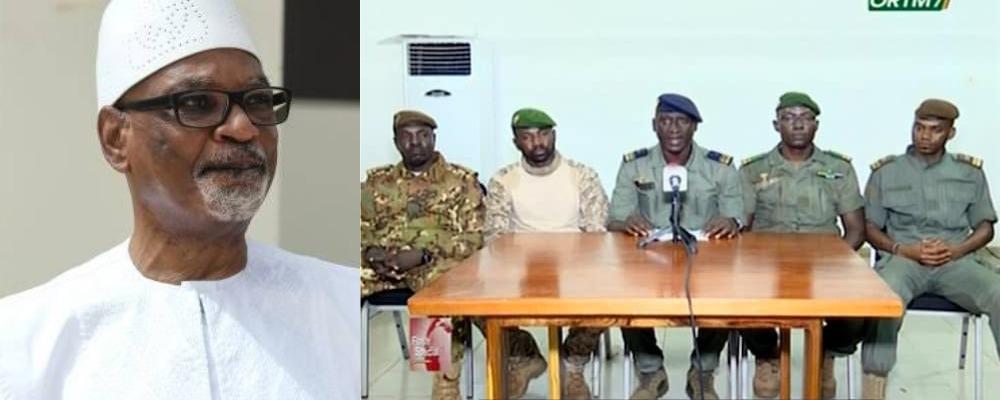 Mali Coup: Military Promises Fresh Elections After Ousting President Ibrahim Boubacar Keita 1