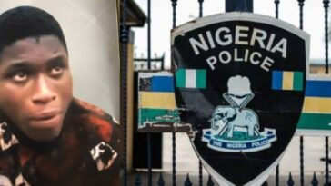 Officers Stoned As Angry Youths Attack Oyo Police Headquarters Over Escape Of Serial Killer 5