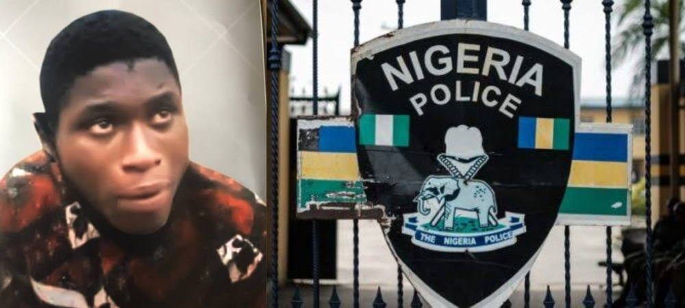 Officers Stoned As Angry Youths Attack Oyo Police Headquarters Over Escape Of Serial Killer 1