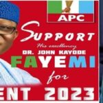Governor Fayemi Reacts To His Viral 2023 Presidential Campaign Posters Sponsored By LG Boss 28