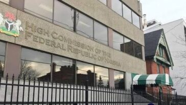 Nigerian Embassy In Canada Suspends Operation Indefinitely Over Attack On Female Staff 4