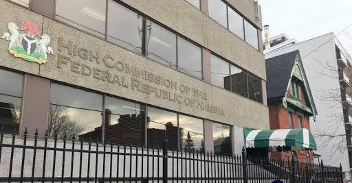 Nigerian Embassy In Canada Suspends Operation Indefinitely Over Attack On Female Staff 1