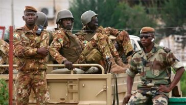"Mali Coup: ""Return To Barracks Now"" - UN Security Council Orders Malian Soldiers 10"