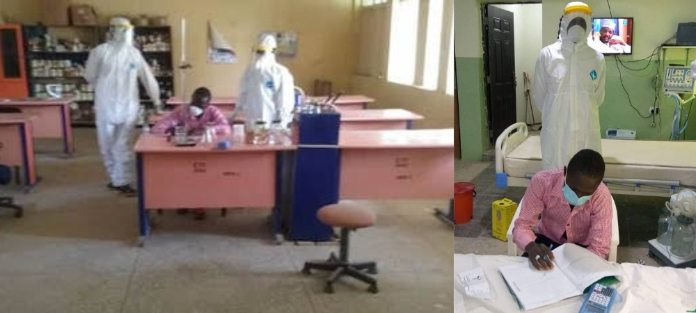 WAEC: 9 Final Year Students Writing WASSCE In Kwara, Gombe Tests Positive For Coronavirus 1