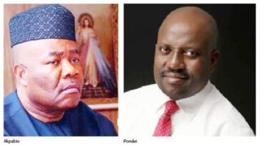 NDDC: EFCC Begins Probe Of Akpabio, Pondei For Corruption And Diversion Of Public Funds 6