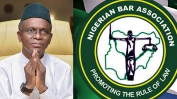 NBA Withdraws Conference Invitation To Governor El-Rufai After Thousands Of Petitions By Nigerians 8