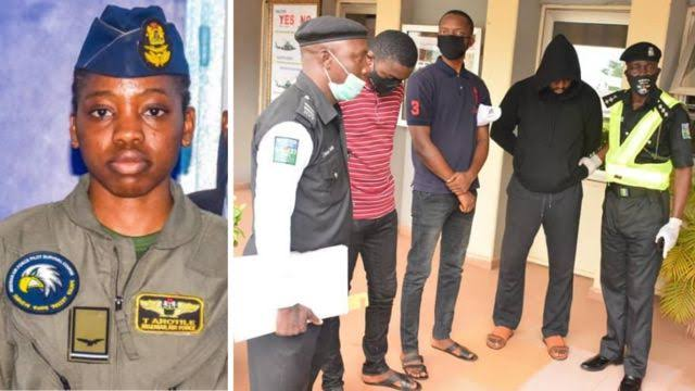 Kaduna Court Frees Two Suspected Killers Of Tolulope Arotile, Other To Face Culpable Homicide 1