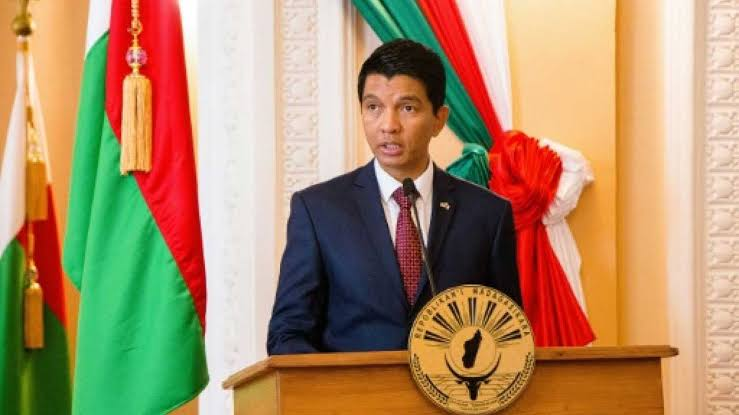 Madagascar President Sacks Health Minister For Seeking Foreign Help To Fight Coronavirus 1
