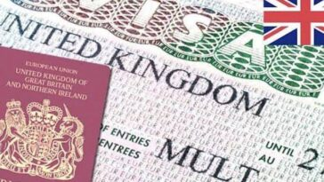 UK Embassy Begins Operation, Announces Free Replacement Of Expired Visa For Nigerians 2