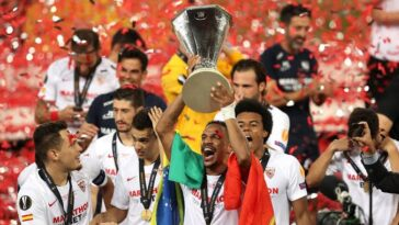 Sevilla Crowned Europa League Champions For A Sixth Time After 3-2 Win Against Inter Milan 7