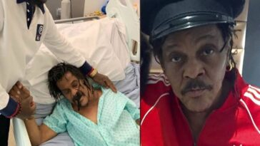 Nigerian Reggae Legend, Majek Fashek Reportedly Buried In United States 2