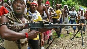 Ex-Militants Warns Nigerian Government Over Planned Scrapping Of Amnesty In Niger Delta 1