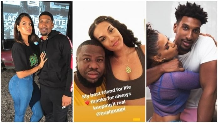 Hushpuppi's Alleged Girlfriend, Amirah Dyme Dumps Him After Arrest, Flaunts New Man [Photos] 1