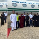 Aisha Buhari Escapes Plane Crash While Returning To Nigeria After Medical Trip In Dubai 29