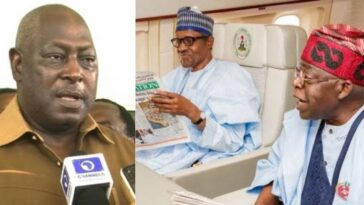Babachir Lawal Reveals How Tinubu Transformed Buhari's Image For 2015 Presidential Election 3