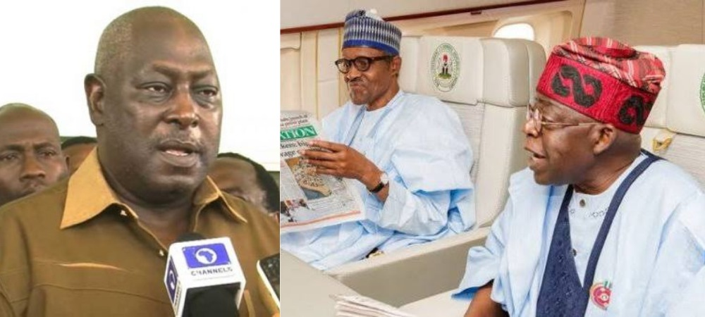 Babachir Lawal Reveals How Tinubu Transformed Buhari's Image For 2015 Presidential Election 1