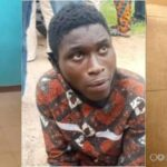 Oyo Suspected Serial Killer, Sunday Shodipe Has Been Re-Arrested After Escaping Police Custody 11