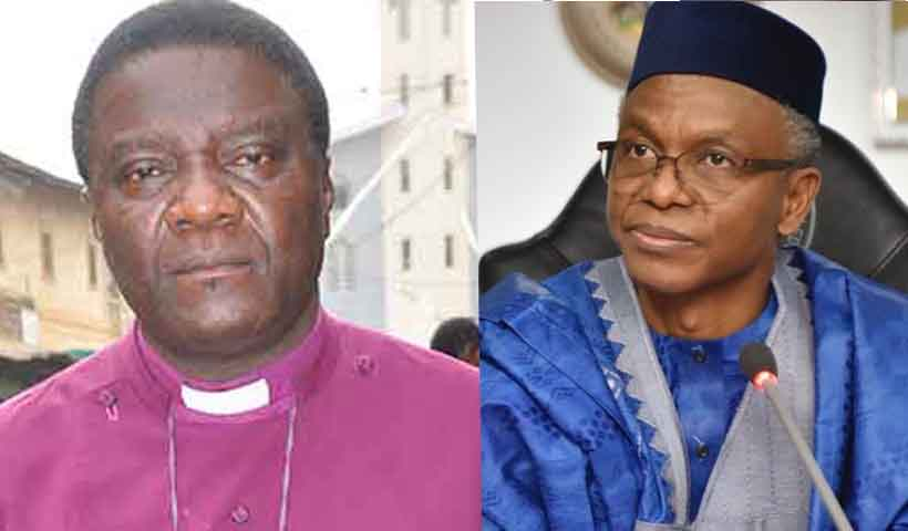 Kaduna Bishop Dragged To Court For Saying Governor El-Rufai Will Never Be Nigeria's President 1