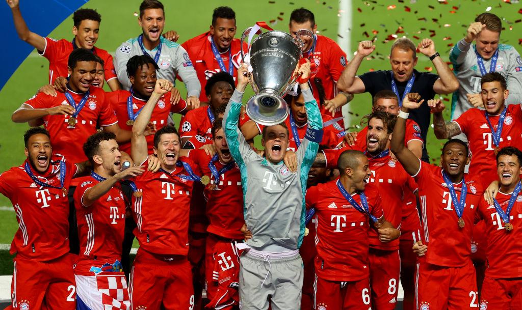 Bayern Munich Win Sixth Champions League As Kingsley Coman Goal Leaves Neymar In Tears 1