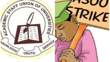 ASUU Vows To Continue Strike Until Nigerian Govt Meets All Its Demand 7