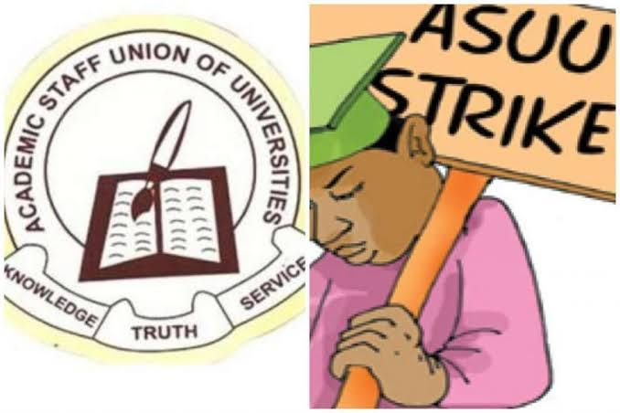 ASUU Vows To Continue Strike Until Nigerian Govt Meets All Its Demand 1