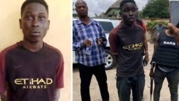 Oyo Suspected Serial Killer, Sunday Shodipe Narrates How He Escaped From Police Custody 3