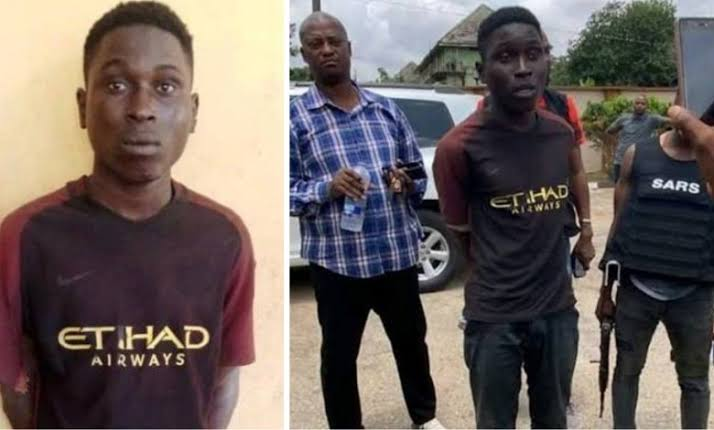 Oyo Suspected Serial Killer, Sunday Shodipe Narrates How He Escaped From Police Custody 1