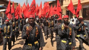 Shiites Accuses Nigerian Police Of Killing 3 Of its Members In Kaduna 2