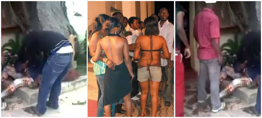 Prostitutes Reportedly Beats Pastor To Stupor For Preaching To Them At Their Brothel In Lagos 1