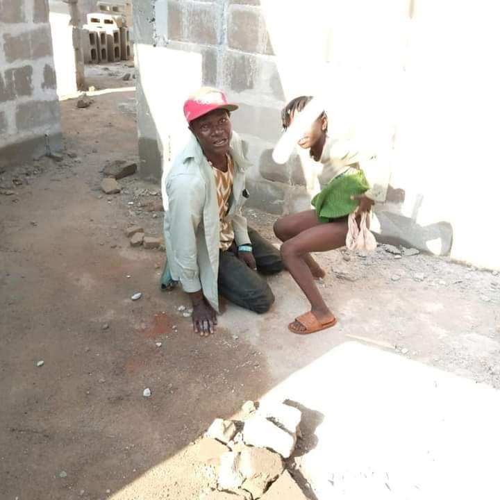 Security Man Caught Redhanded Defiling 8-Year-Old Pastor's Daughter In Delta State [Photos] 2