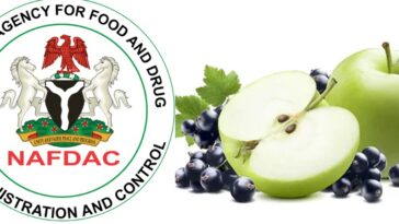 """Stop Eating Apples And Blackcurrant Imported From Australia"" - NAFDAC Warns Nigerians 9"