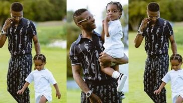 """You Are Not A Good Father"" – Nigerian Man Blasts Wizkid For Loving Only His 3rd Son, Zion 6"