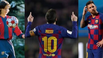 Messi Makes U-Turn, To Remain At Barcelona - See The Painful Reason Why He Cant Leave 8