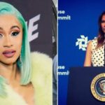 Cardi B Shares Complete Naked Photo Of Melania Trump After Political Correspondent Slammed Her 28