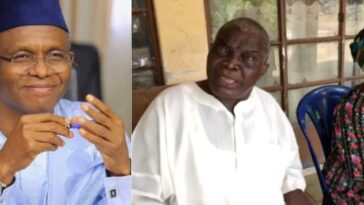 85-Year-Old Retired Soldier Gives Governor El-Rufai 24-Hour To Repair His Demolished House 5