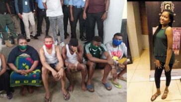 My Landlady Paid Us N1million To Kill Uwa Omozuwa Inside Church For Ritual - Suspect Confesses 1