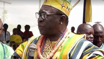 HRM Michael Ameh Oboni II: Attah Igala is dead - BREAKING NEWS 8