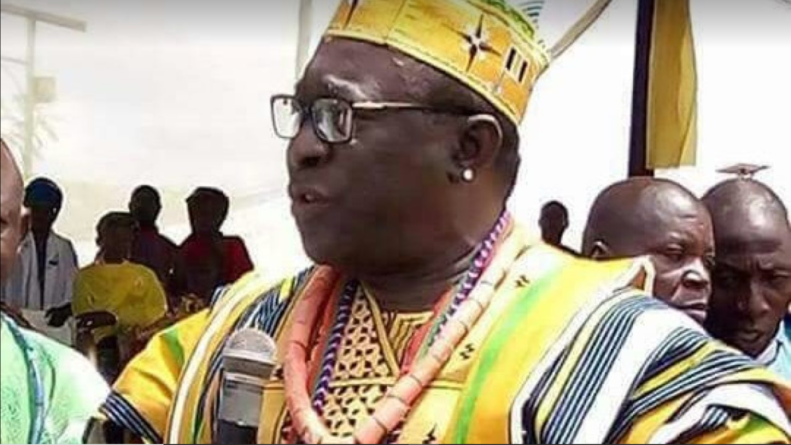 HRM Michael Ameh Oboni II: Attah Igala is dead - BREAKING NEWS 1