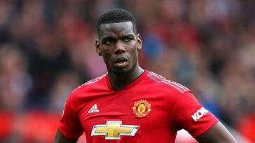 Manchester United Player, Paul Pogba Tests Positive For Coronavirus 10