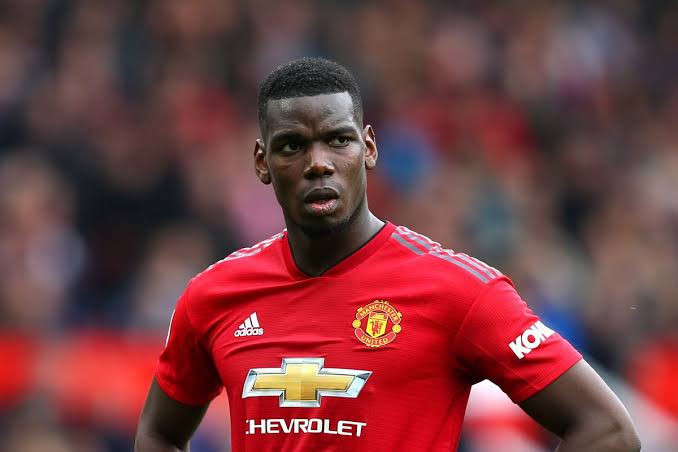 Manchester United Player, Paul Pogba Tests Positive For Coronavirus 1