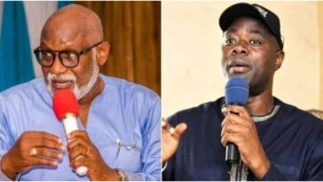 """Amotekun Won't Be Under Police IG"" - Akeredolu, Makinde Replies Presidency 11"